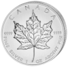 5 $ Maple Leaf 1 oz Silver 2011