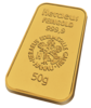 50 Gr. Gold Bar Heraeus