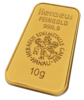 10 Gr. Gold Bar Heraeus