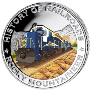 5 $ Rocky Mountaineer 2011