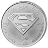 5 $ Superman 1 oz Ag 2016