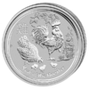 1 $ Year of the Rooster 1 oz 2017