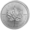 5 $ Maple Leaf 1 oz Ag 2017