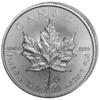 5 $ Maple Leaf 1 oz Ag 2018