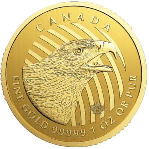 200 $ Golden Eagle 1 oz Au 2018