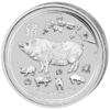 10 $ Year of the Pig (10 oz) 2019