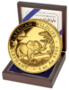 1 oz Elephant Gold Privy Pig 2019