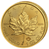 50 $ Maple Leaf 1 oz Au 2019