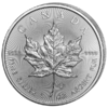 5 $ Maple Leaf 1 oz Ag 2019