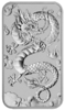 1 $ Rectangle Dragon 1 oz Ag 2019