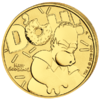 100 $ Simpsons Homer 1 oz Au 2020