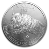5 $ Predator Grizzly 1 oz Ag 2019