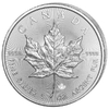 5 $ Maple Leaf 1 oz Ag 2021